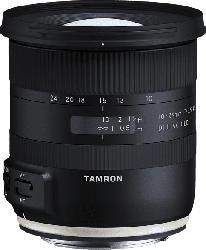 TAMRON HLD 10 mm-24 mm f/3.5-4.5 Di II, VC (Objektiv für Canon EF-Mount, Schwarz)