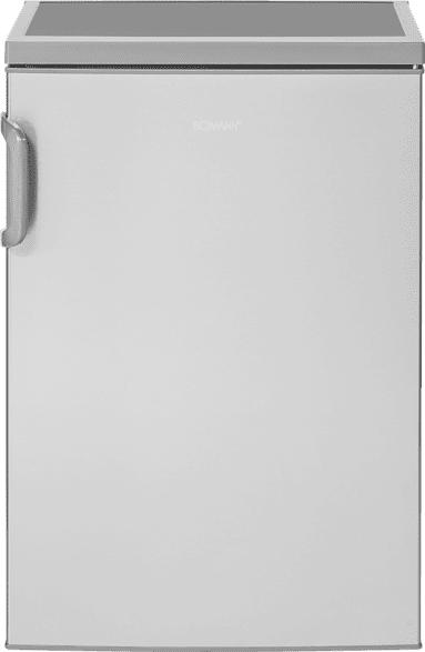 BOMANN VS 2195 Kühlschrank (62 kWh/Jahr, A+++, 850 mm hoch, Edelstahl)