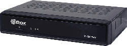 SMART VBox XTi-3442 TV Gateway TV Server (HDTV, PVR-Funktion, Twin Tuner, DVB-T2 HD, DVB-C, Schwarz)