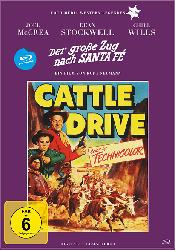 Der große Zug nach Santa Fé (Edition Western-Legenden 48)  [Blu-ray]