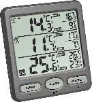 Media Markt TFA 30.3062.10 TRIO Funk-Thermometer
