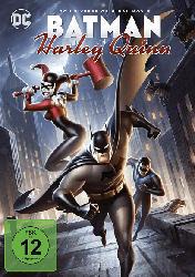 DCU: Batman und Harley Quinn [DVD]