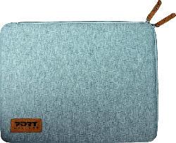 PORT t Notebooktasche, Sleeve, Grau