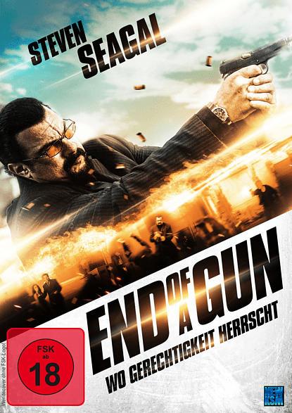 End of a Gun [DVD]