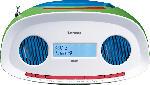Media Markt LENCO SCD-70 Boombox (mehrfarbig)