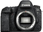 MediaMarkt CANON EOS 6D Mark II Body Spiegelreflexkamera, 26.2 Megapixel, Full HD, Touchscreen Display, WLAN, Schwarz