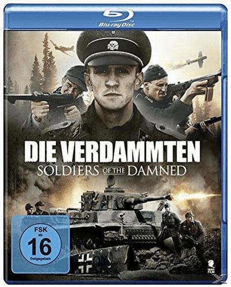 Die Verdammten - Soldiers of the Damned [Blu-ray]