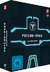 Psycho Pass - 1. Staffel [DVD]