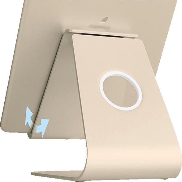 RAIN DESIGN Rain Design mStand tablet plus - (Gold) Tablet Halterung