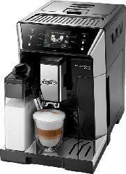 DELONGHI PrimaDonna Class ECAM 556.55.SB Kaffeevollautomat Schwarz/Silber