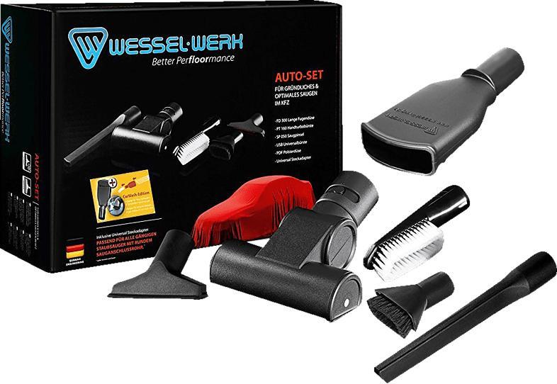 WESSEL-WERK 10.9 067-304 Carwash-Edition, Zubehör-Set