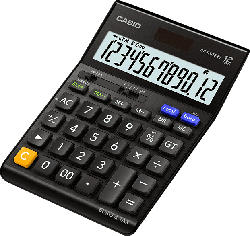 CASIO DF-120TERII-BK Tischrechner
