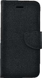 AGM 26915 Bookcover Sony Xperia XA1 Ultra Kunstleder (Obermaterial) Schwarz