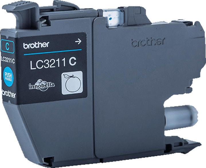 BROTHER LC-3211C Cyan