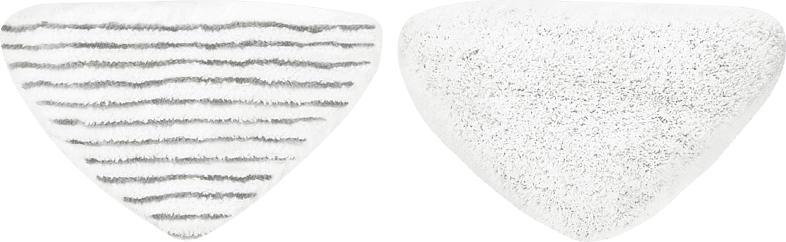 BISSELL 1883 Mop Pads Powerfresh Ersatz Pads, Weiß/Grau