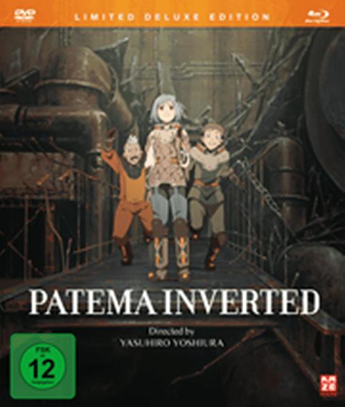 Patema Inverted [Blu-ray + DVD]