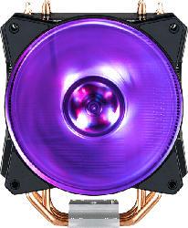 COOLER MASTER MasterAir MA410P RGB CPU-Kühler, Schwarz