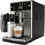 Media Markt SAECO SM 5573/10 PicoBaristo Deluxe Kaffeevollautomat Edelstahl/Schwarz