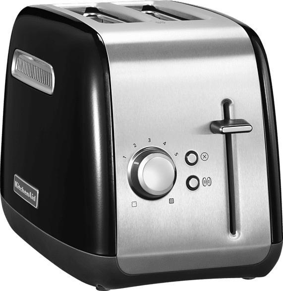 KITCHENAID 5KTMT2115EOB Classic Toaster Onyxschwarz