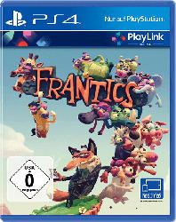 Frantics  [PlayStation 4]