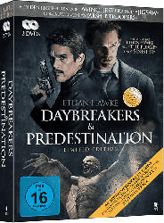 Daybreakers + Predestination (Double2Edition) [DVD]