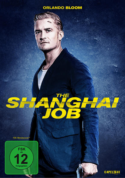 The Shanghai Job [DVD]