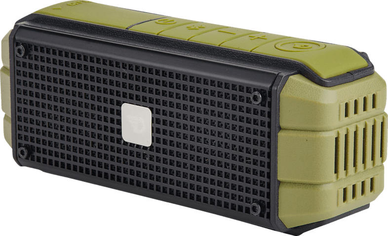 DREAMWAVE Explorer Bluetooth Lautsprecher, Olivgrün