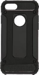 V-DESIGN VDR 011 , Backcover, Apple, iPhone 7, iPhone 8, Plastik + Thermoplastisches Polyurethan, Schwarz
