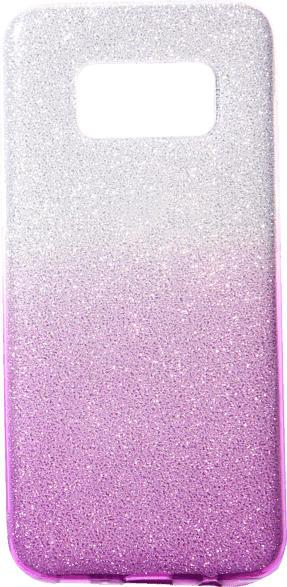 V-DESIGN VSP 027 , Backcover, Samsung, Galaxy S8, Plastik + Thermoplastisches Polyurethan, Viollet