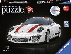 RAVENSBURGER Porsche 911 R 3D Puzzle, Mehrfarbig
