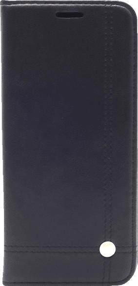 AGM 27112 , Bookcover, Samsung, Galaxy S9+, Kunstleder, Schwarz