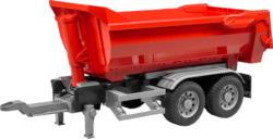 BRUDER LKW Halfpipe-Anhänger Spielzeugfahrzeug, Mehrfarbig