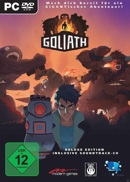 Goliath Deluxe Edition [PC]