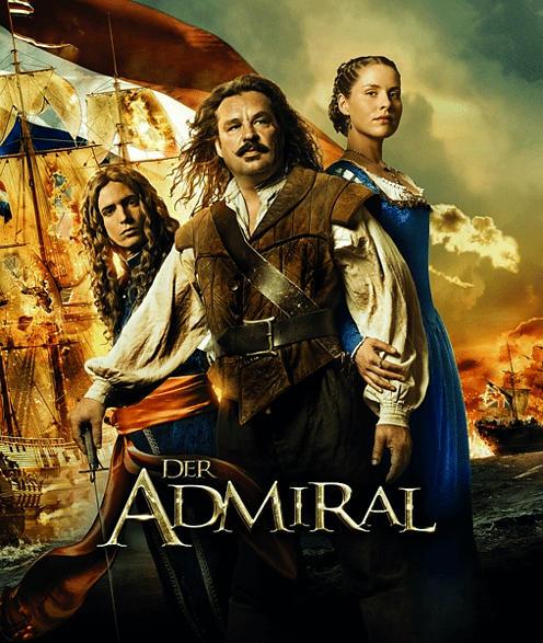 Der Admiral - Kampf um Europa [Blu-ray]
