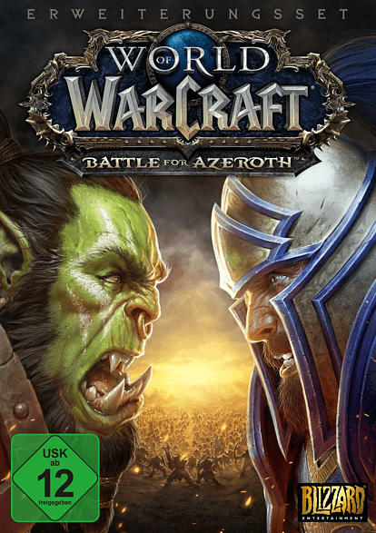 World of Warcraft: Battle for Azeroth [PC]