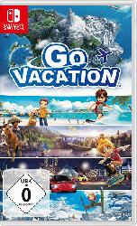 Go Vacation [Nintendo Switch]