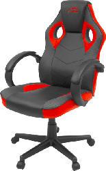 SPEEDLINK YARU Gaming Chair, black-red Gaming Stuhl, Rot/Schwarz