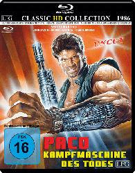 Paco - Kampfmaschine des Todes [Blu-ray]