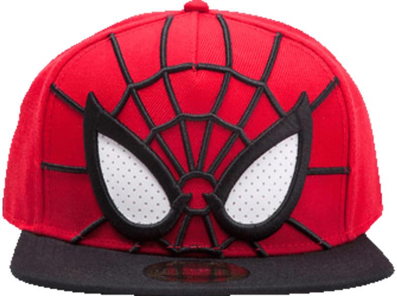 DIFUZED Spider-Man Snapback Cap 3D mit Augen Cap
