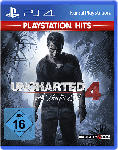 MediaMarkt PlayStation Hits: Uncharted 4: A Thiefs End [PlayStation 4]