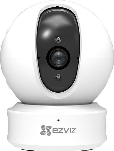 EZVIZ EZ360 INDOOR Überwachungskamera, Auflösung Video: HD, Balance und Ruckelfreiheit. Adaptive Bitrate, H.264