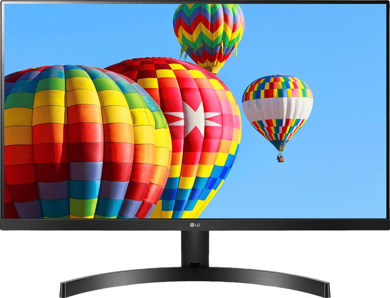 LG 27MK600M-B LED 27 Zoll Full-HD Monitor (5 ms Reaktionszeit, FreeSync)