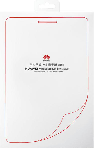 HUAWEI Protective Film Tablethülle, Transparent