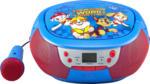 Media Markt EKIDS PAW PATROL CD-Boombox CD-Radio (mehrfarbig)