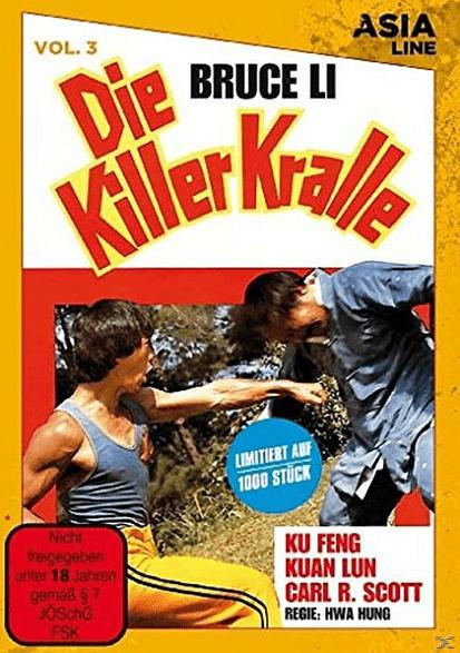 Die Killerkralle [DVD]