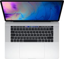 APPLE MacBook Pro MR962D/A-139928 mit internationaler Tastatur, Notebook mit 15.4 Zoll Display, Core i7 Prozessor, 32 GB RAM, 256 GB SSD, Radeon™ Pro 560X, Silber