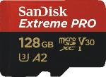 Media Markt SANDISK Extreme® PRO, Micro-SDXC Speicherkarte, 128 GB, 170 MB/s