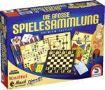 Media Markt SCHMIDT SPIELE (UE) Die große Spielesammlung Brettspiele, Kartenspiele