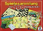 Media Markt SCHMIDT SPIELE (UE) Spielesammlung - 100 Spielmöglichkeiten Brettspiele