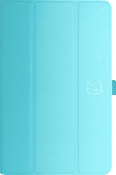 TUCANO 39448 Tablethülle, Bookcover, Blau